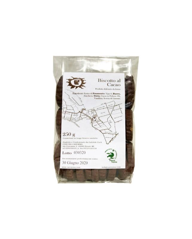 Biscotto al Cacao